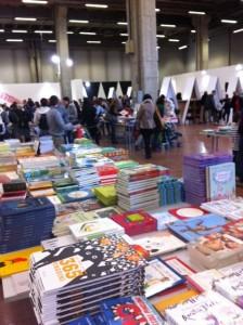 Beurs voor uitgverijen, auteurs, illustratoren en vertalers kinderboeken